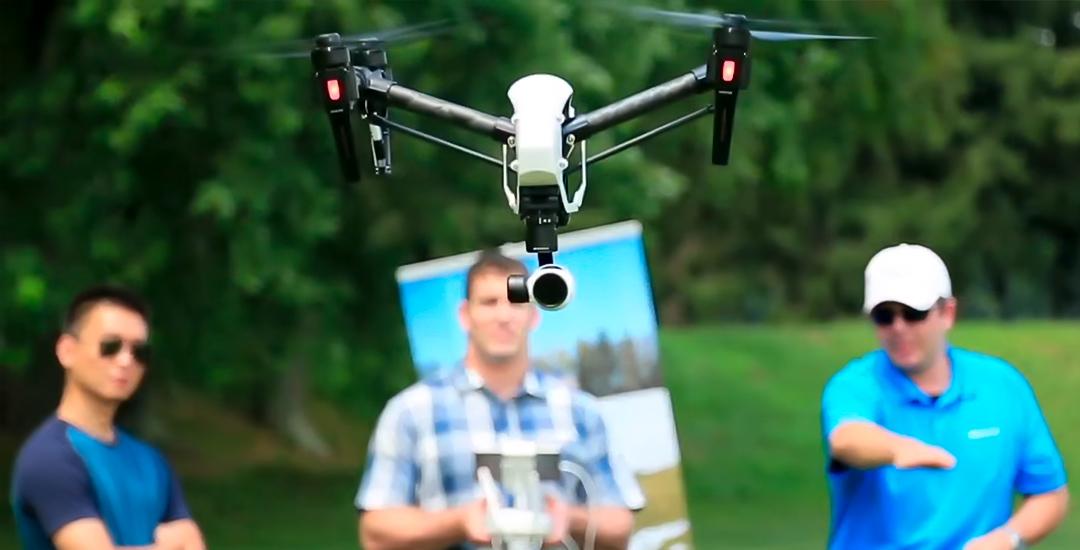 Curso homologado de drones AESA