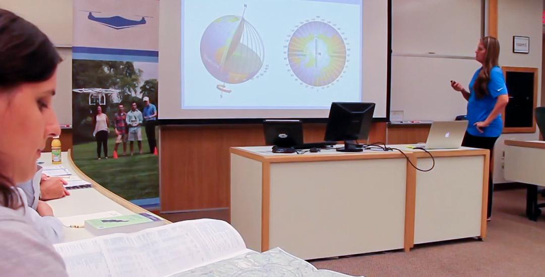 curso teórico para piloto de drones presencial