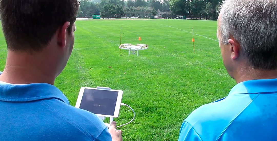 Licencia piloto de drones homologado por AESA