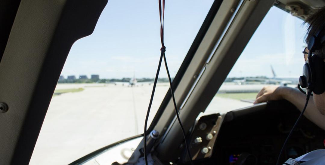 Curso radiofonista drones