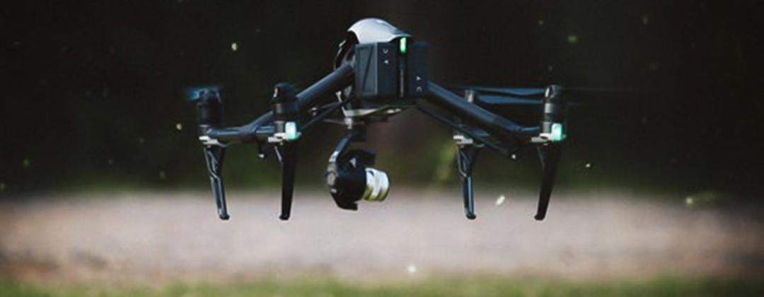 Trabajos de pilotos con dron en España de vídeo fotografía topometría